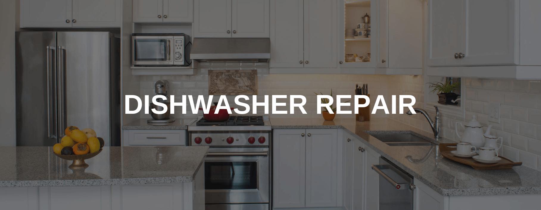 dishwasher repair chino hills
